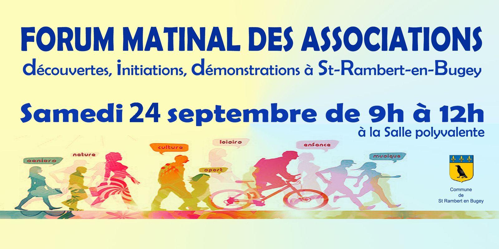 Affiche forum associations 24 09 16