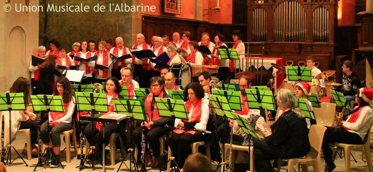 Chorale Albarine 2016