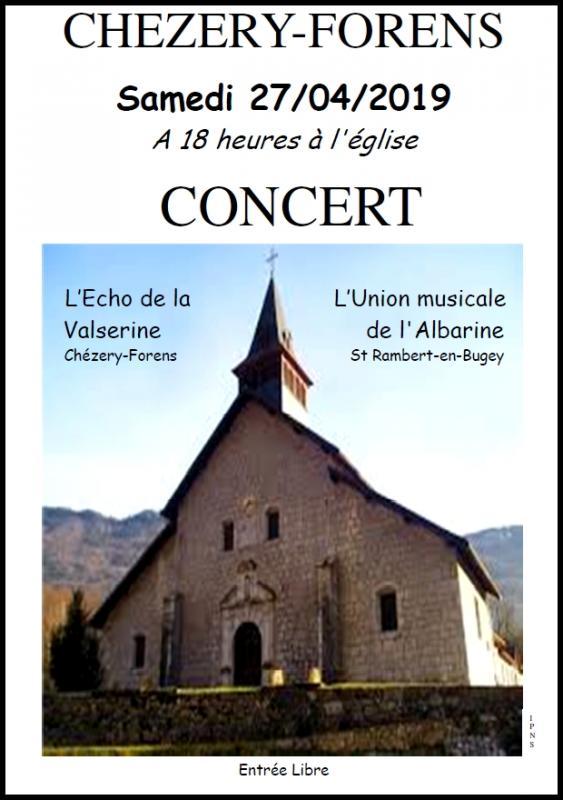 Concert 27 04 19