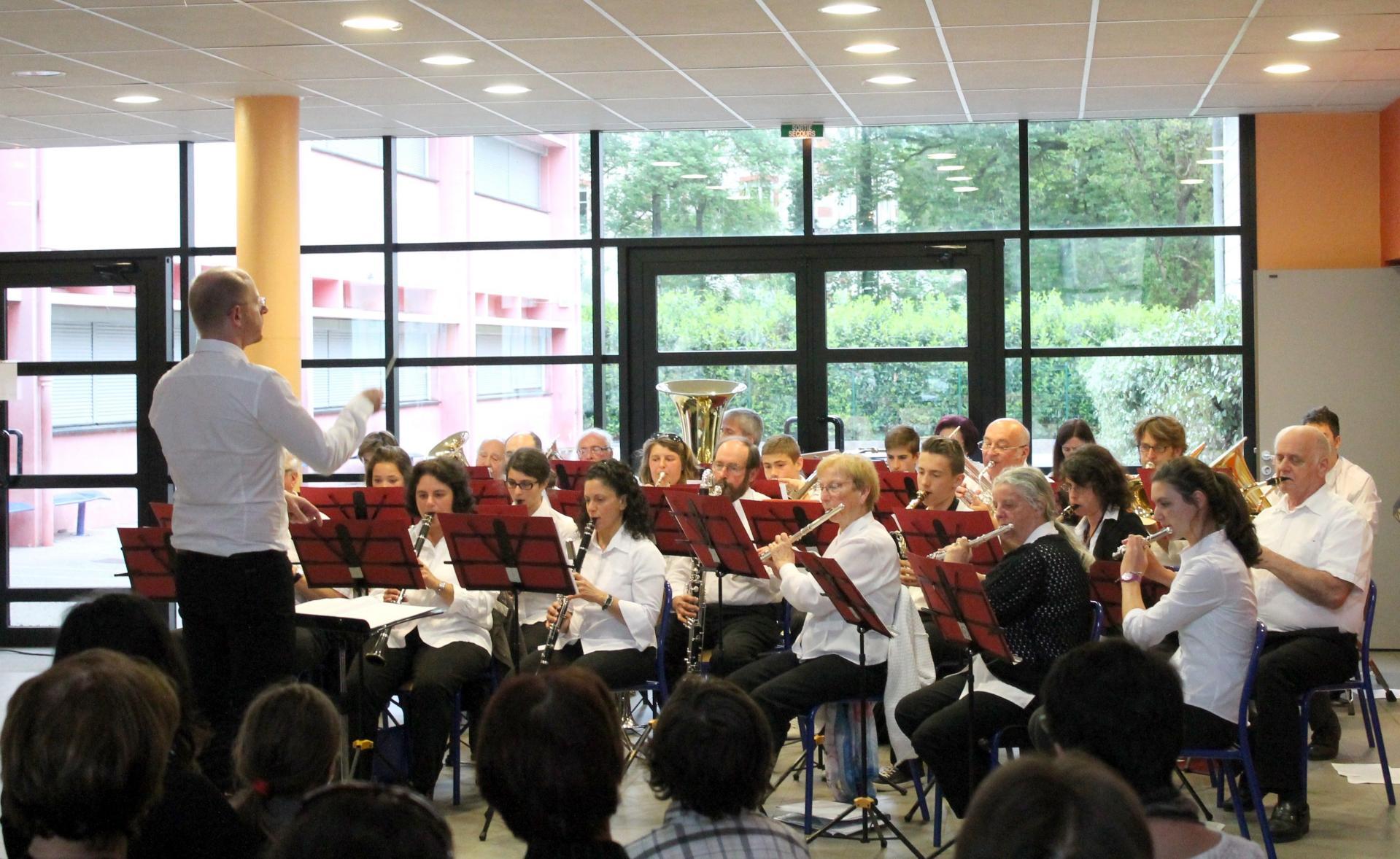 Orchestre Union Musicale de l'Albarine