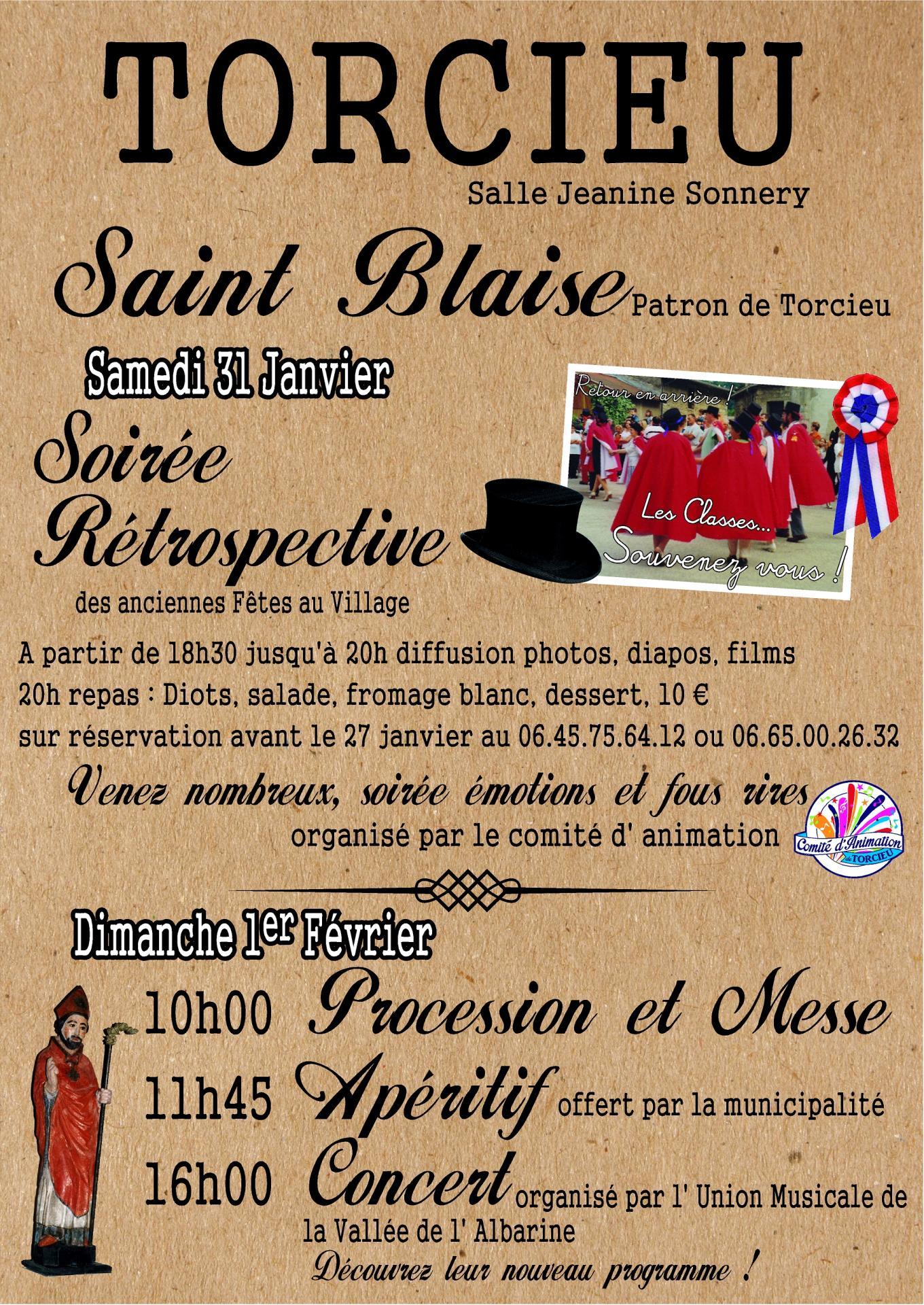Torcieu st blaise 2015