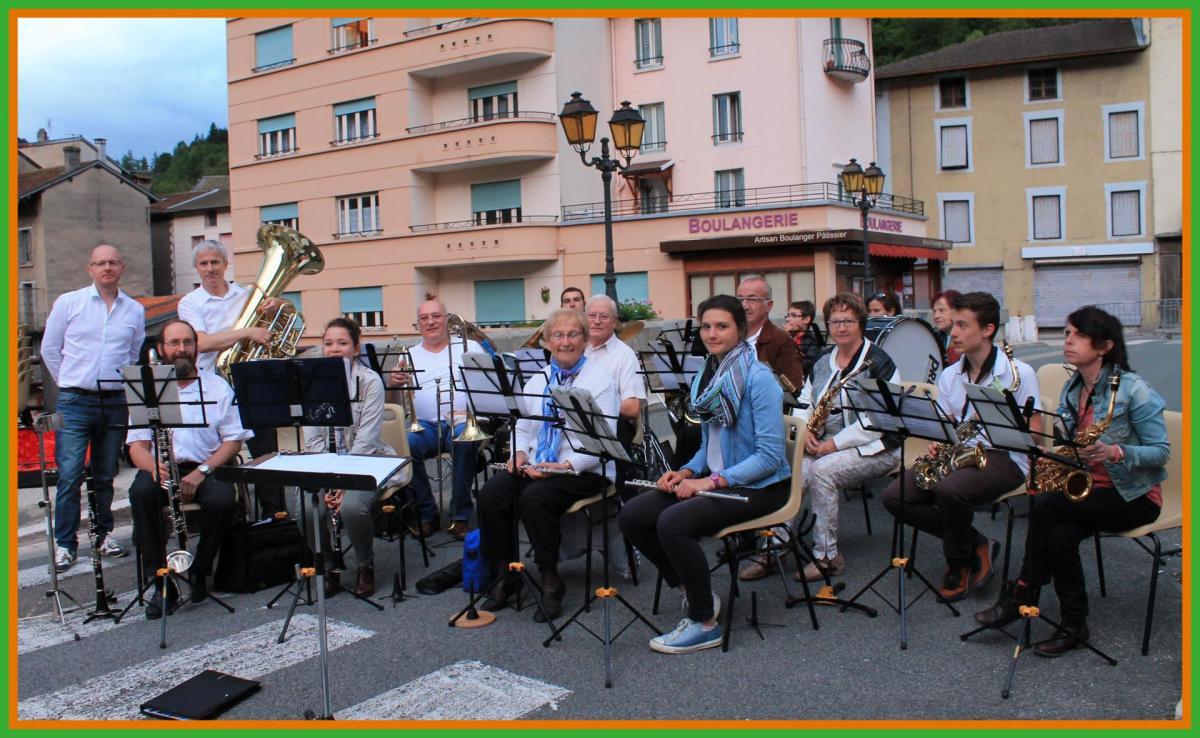 Union musicale albarine